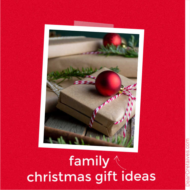 Christmas Gifts For A Family – Rock Their Holidays!