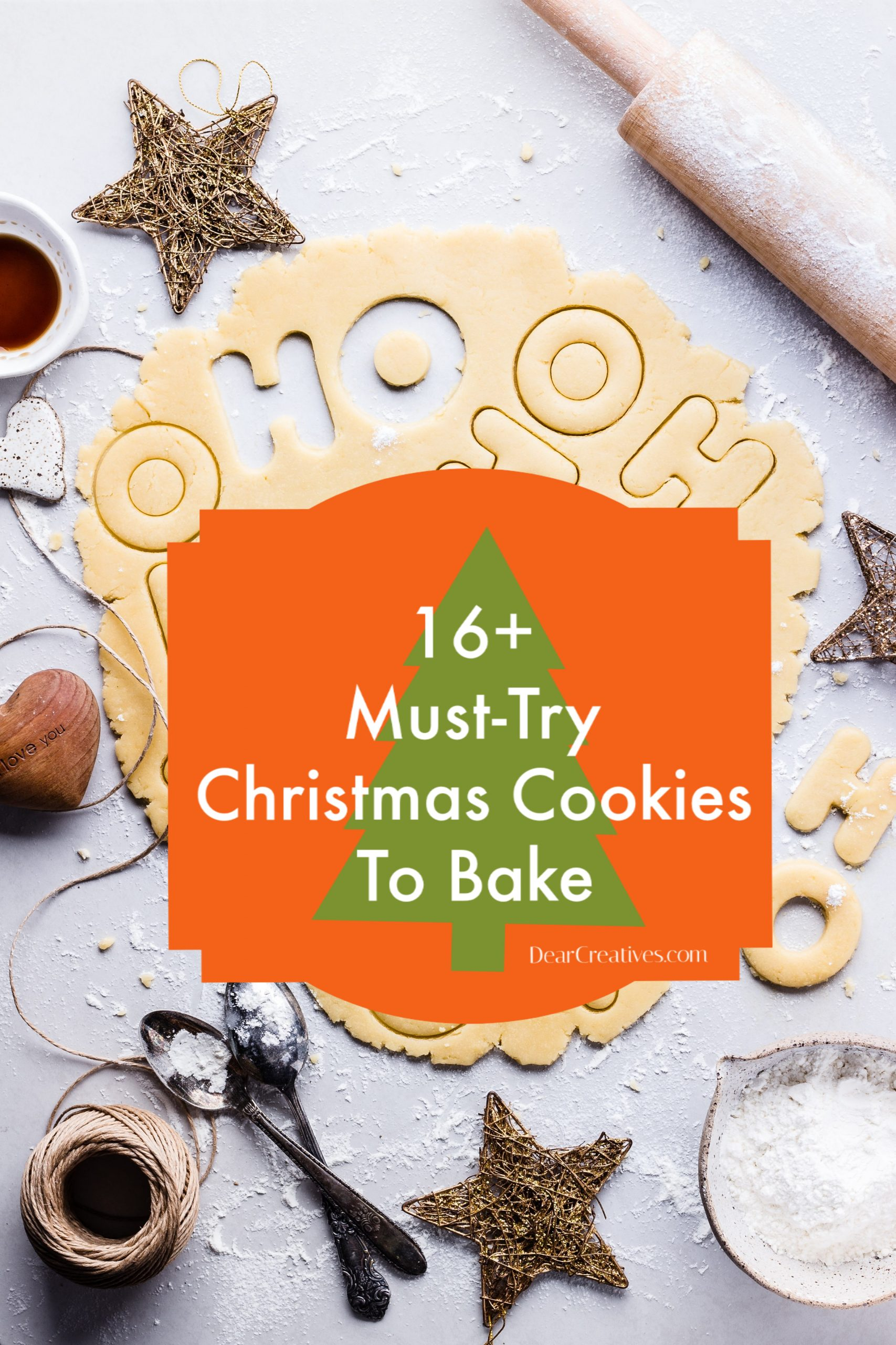 16+ Santa Cookies Recipes And Treats!