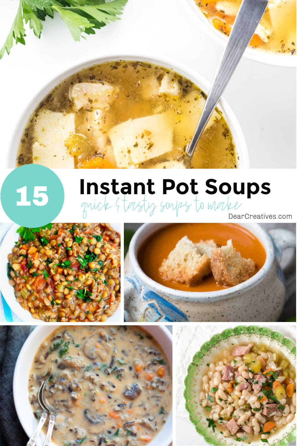 15 Must-Try Instant Pot Soup Recipes