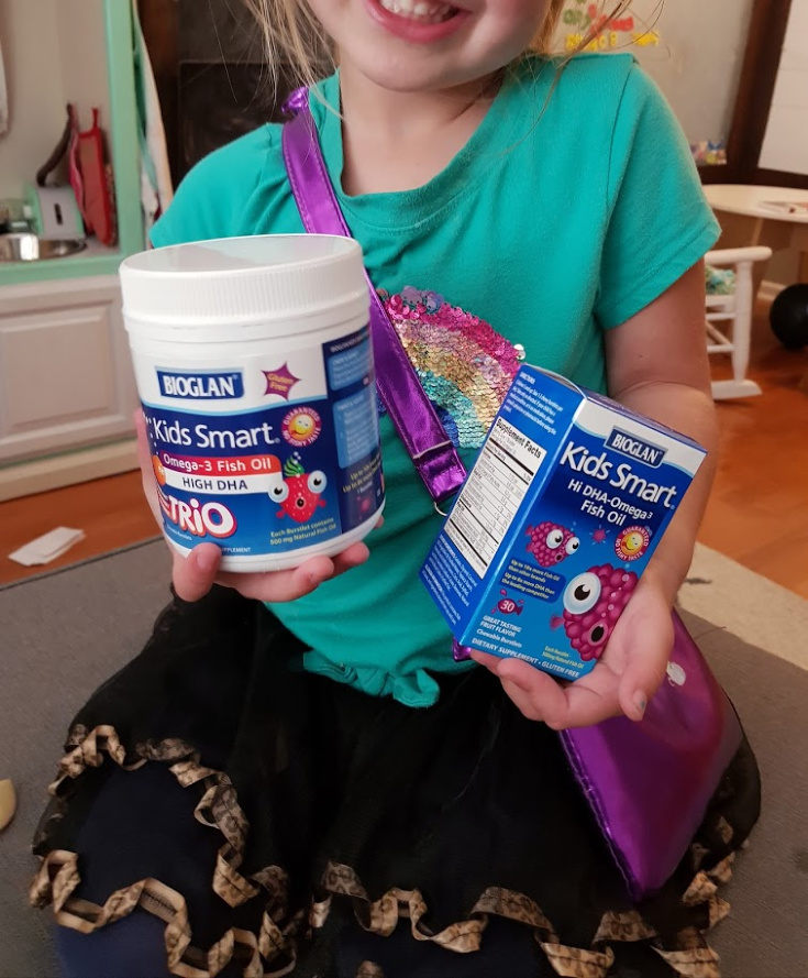Fish Oil For Kids – Kids Smart Fish Oil (Review)