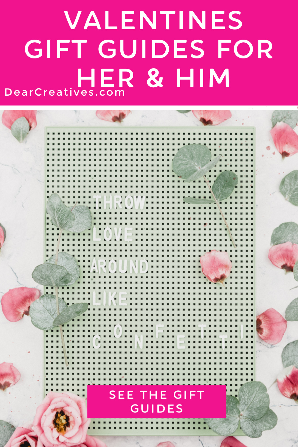 Valentine's Day Gift Guide 2020 Gifts For Her & Him