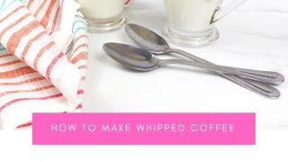 Whipped Coffee Drink Recipe