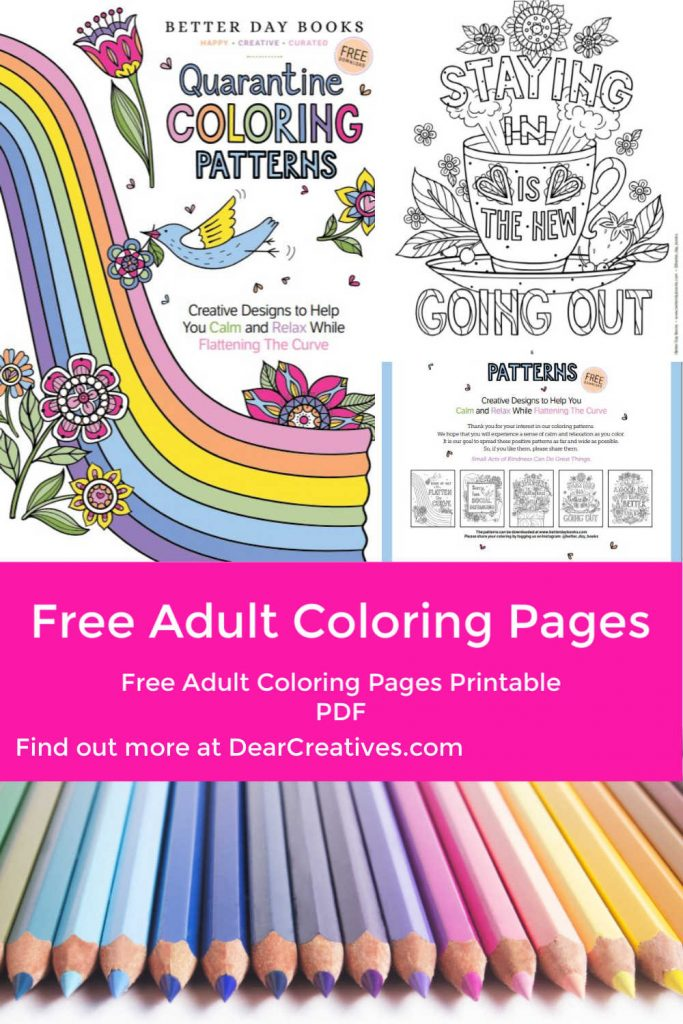 Free Coloring Pages Pdf