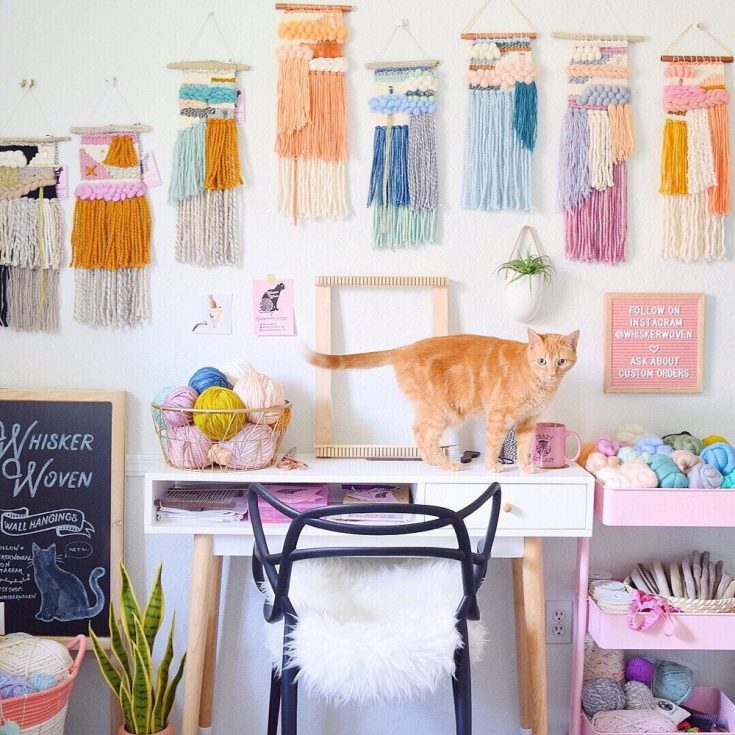 Whiskerwoven Wall Hangings